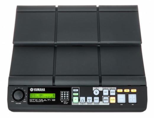 Yamaha DTX-Multi 12 + MAT-1 + PS940