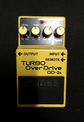 BOSS OD-2r Turbo Overdrive