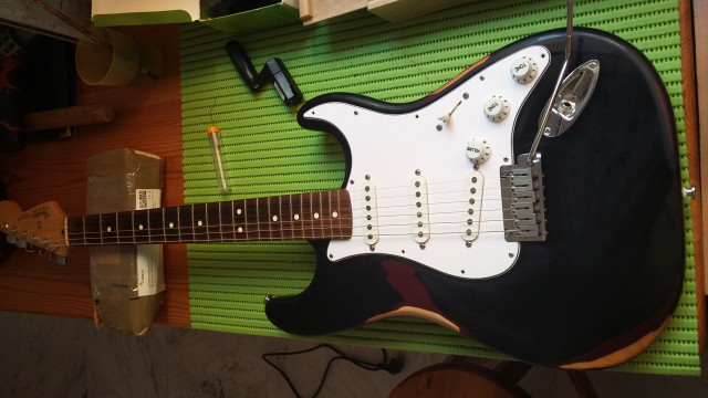 Fender stratocaster mim ULTIMA OFERTA