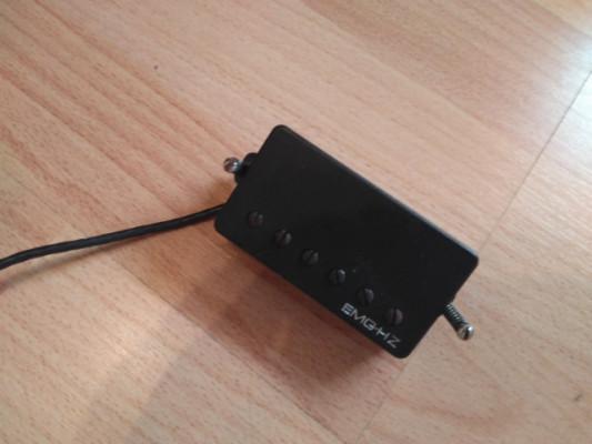 Vendo o cambio Pastilla EMG H1 - Bridge  Humbucker