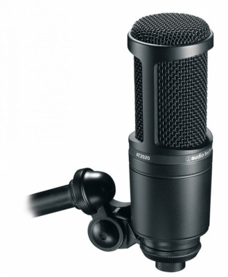 Micro Audio Technica AT2020