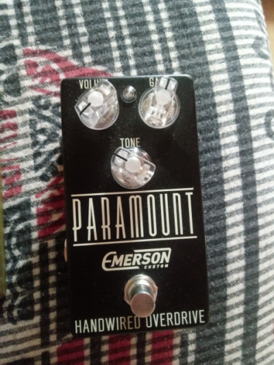 emerson overdrive