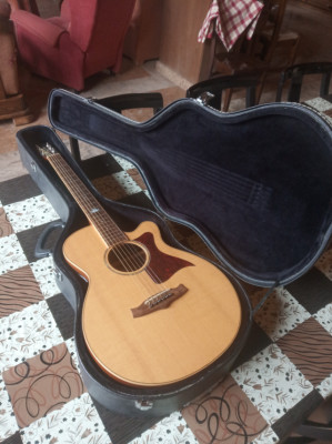 Guitarra Tanglewood TW145 SS CE + Fishman Presys + funda