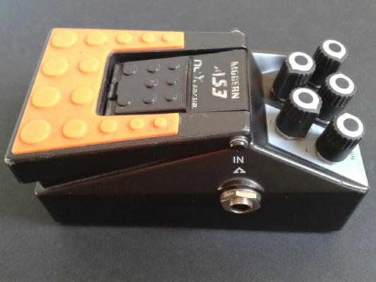 Nux Modern AS3, simulador de amplificador high gain