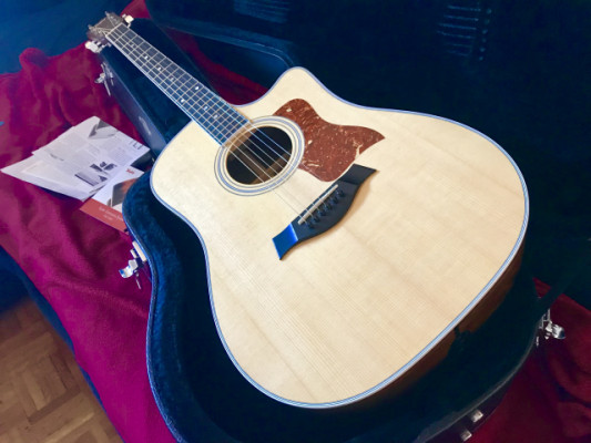 Guitarra acústica Taylor 410 CE