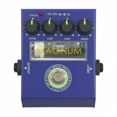 AMT tube Magnum Overdrive a válvulas