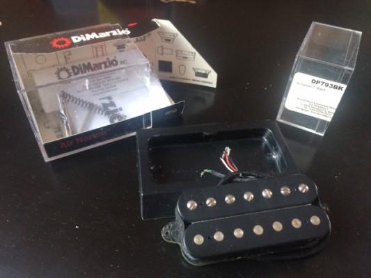 Pastilla guitarra Dimarzio Air Norton 7 string