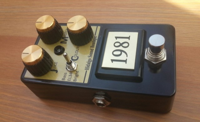 1981  ...by Hidalgo Sound Boutique (Por encargo) Video Demo