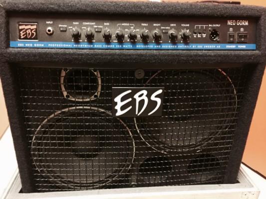 Amplificador combo bajo eléctrico