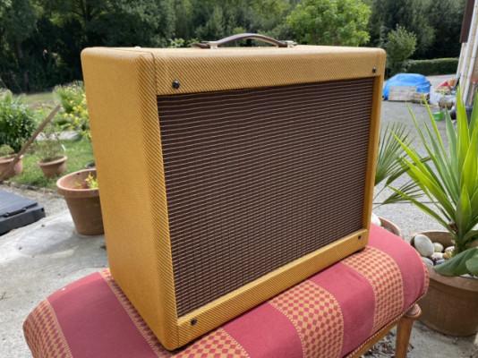 Replica Fender Tweed DELUXE 5E3 RESERVADO