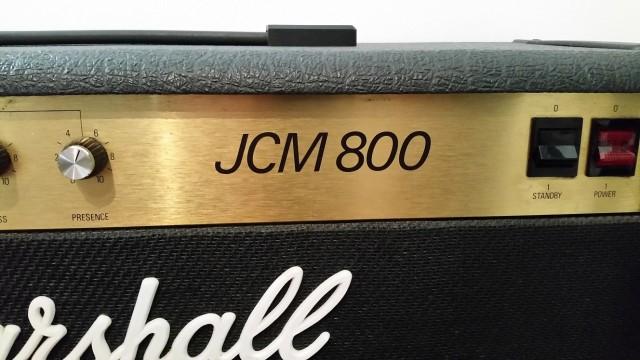 /Cambio - RESERVADO - Combo Marshall JCM 800 4103
