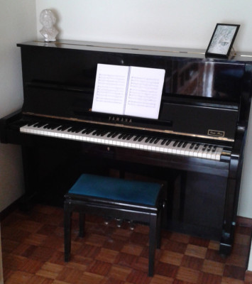 Piano de pared Yamaha U1