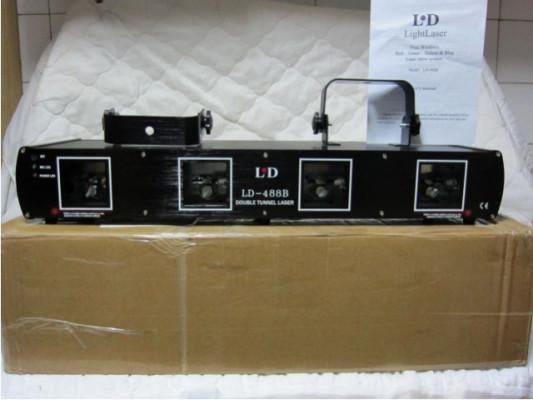 "Laser ""LD-488B Double Tunnel Laser"""