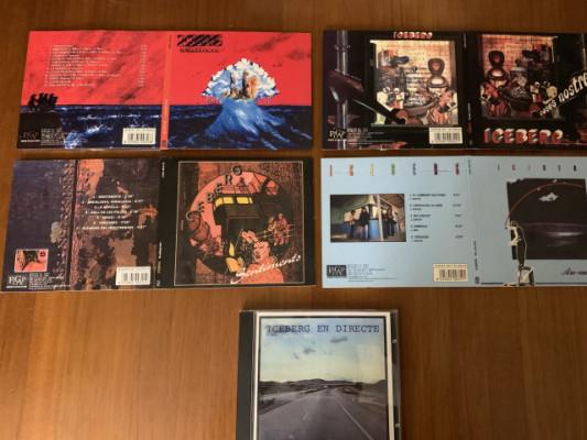 Iceberg cds