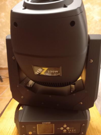 CABEZA MOVIL LED 230W