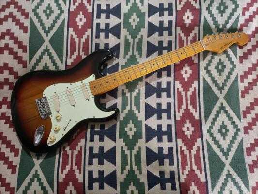 Hot Rod Custom Guitars Stratocaster