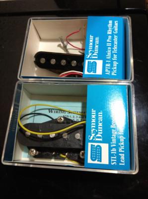 CUATRO pastillas Fender Japan. Telecaster y Jazzmaster.