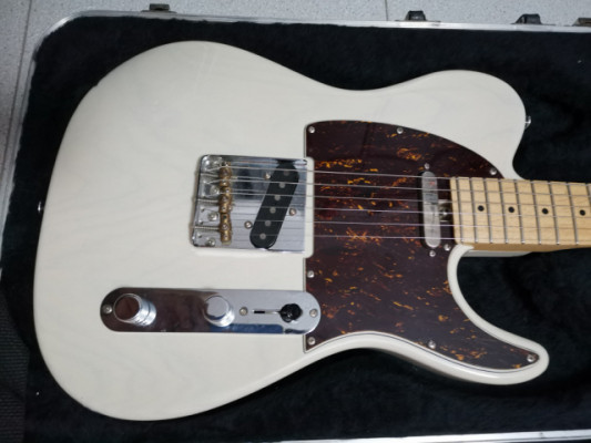 Telecaster Japan Bacchus Craft Series Olympic White
