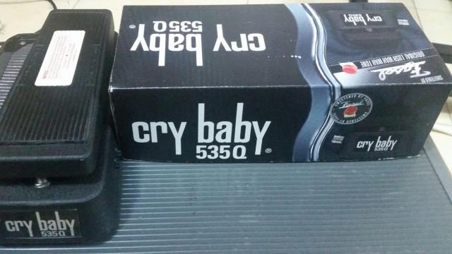 CRY BABY 535Q WAH WAH