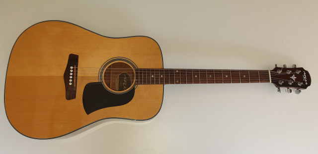 Guitarra Acústica ARIA AW-75 QN Natural 1970s