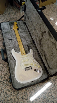 Fender Made in Japan 2019 Limited Collection Stratocaster MN White Blonde