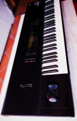 Sintetizador Korg M1