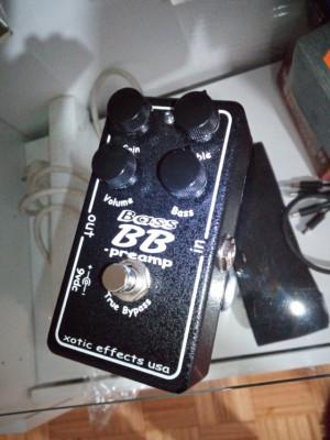 Vendo Xotic BB Bass Preamp