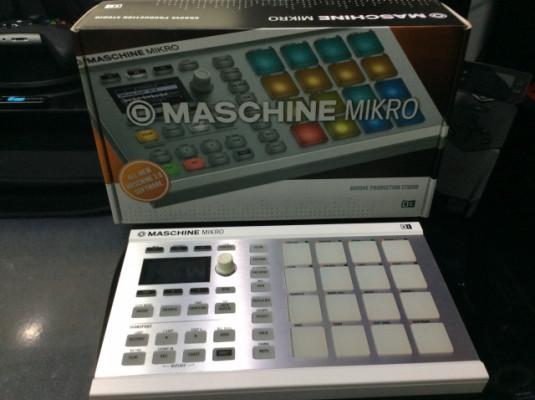 Maschine Mikro mk2 + Expansions y mas