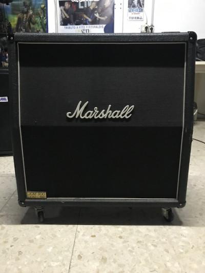 Cambio Pantalla Marshall 4x12 (Vacía )por una 2x12 (Vacía)