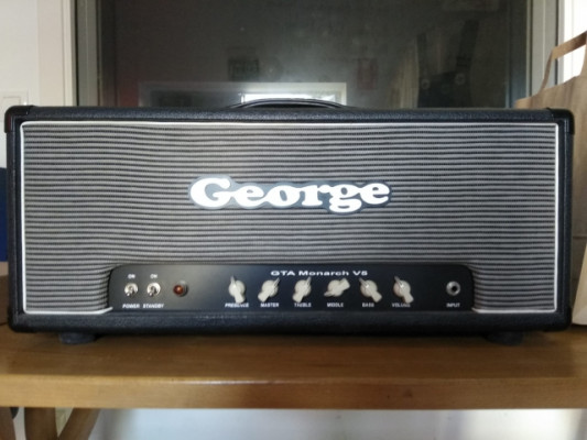 George monarch v5