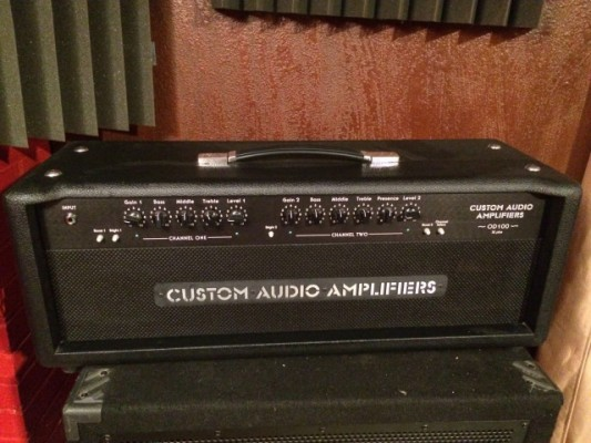 Custom Audio Od100 Se+  + 2x12 Custom audio!!!
