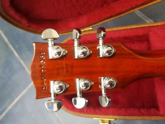 guitarra  Gibson les paul Standard 2016