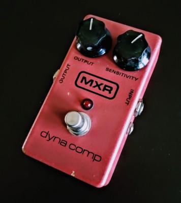MXR Dyna Comp vintage USA.
