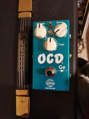 Fulltone OCD-Ge pedal - edición limitada