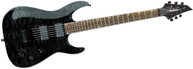 Jackson SLATTXMGQ3-6 Soloist TBK