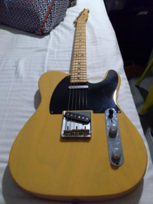 Cambio Fender Baja Telecaster BLN por bajo