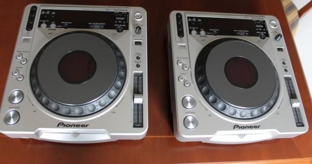 DJM 700 + 2 x CDJ 800 MK2 (PERFECTO ESTADO)