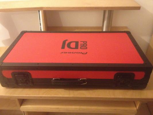Flightcase Pioneer - PRO 440 FLT Red