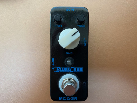 Mooer BluesCrab (Marshall BluesBreaker mkI)