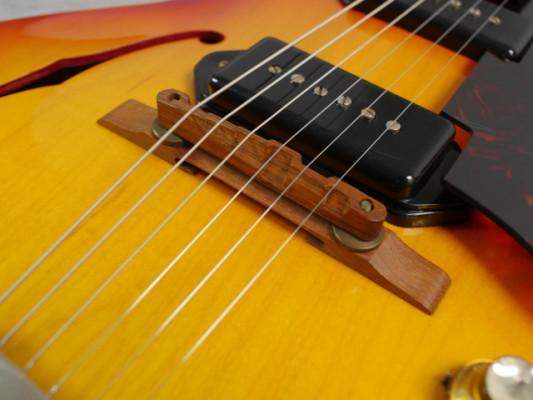 Puente palorosa para Gibson es-125