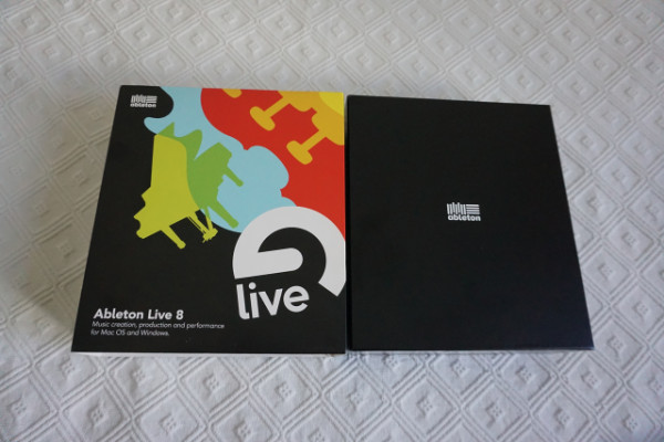Ableton Live 8 Boxed Intro