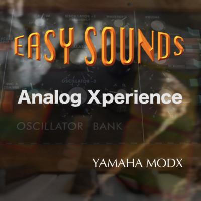 Analog Xperience para Yamaha MODX y Montage