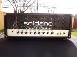 Cabezal Soldano Rod Hot 100W