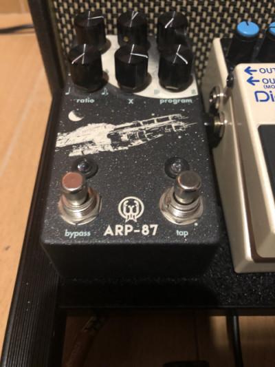 Walrus audio ARP 87 y looper RC3