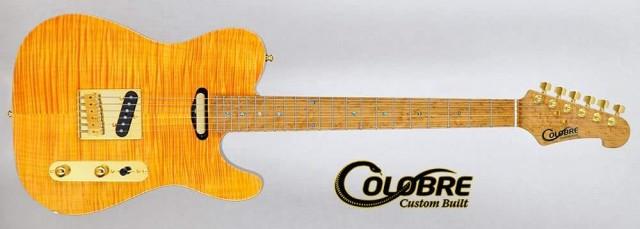 COLOBRE  Tele Custom Built
