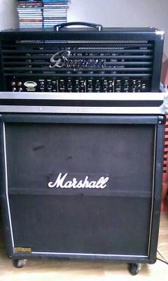 VENDIDO.Amplificador Bugera Infinium + Pantalla Marshall