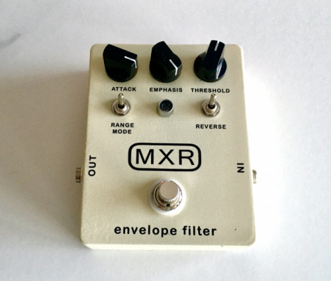 Clon pedal MXR envelope filter