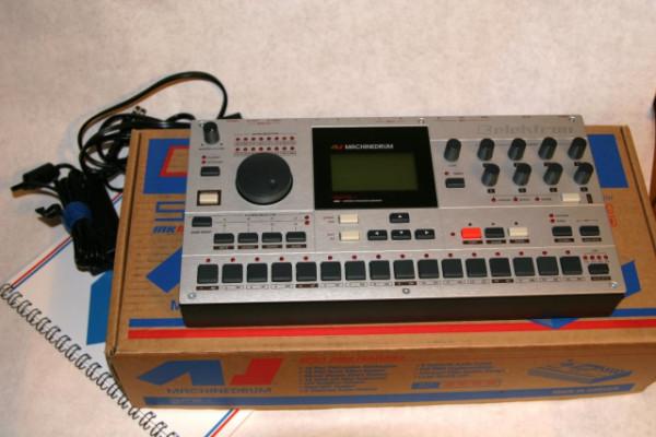 Elektron Machinedrum SPS1 MK2