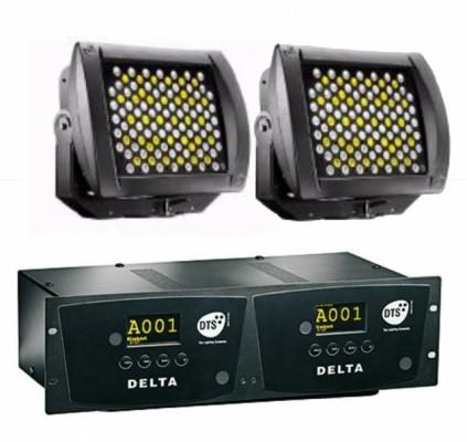 Sistema iluminación profesional