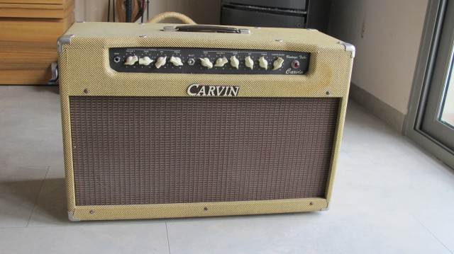 CARVIN BEL AIR 212  MADE IN USA
